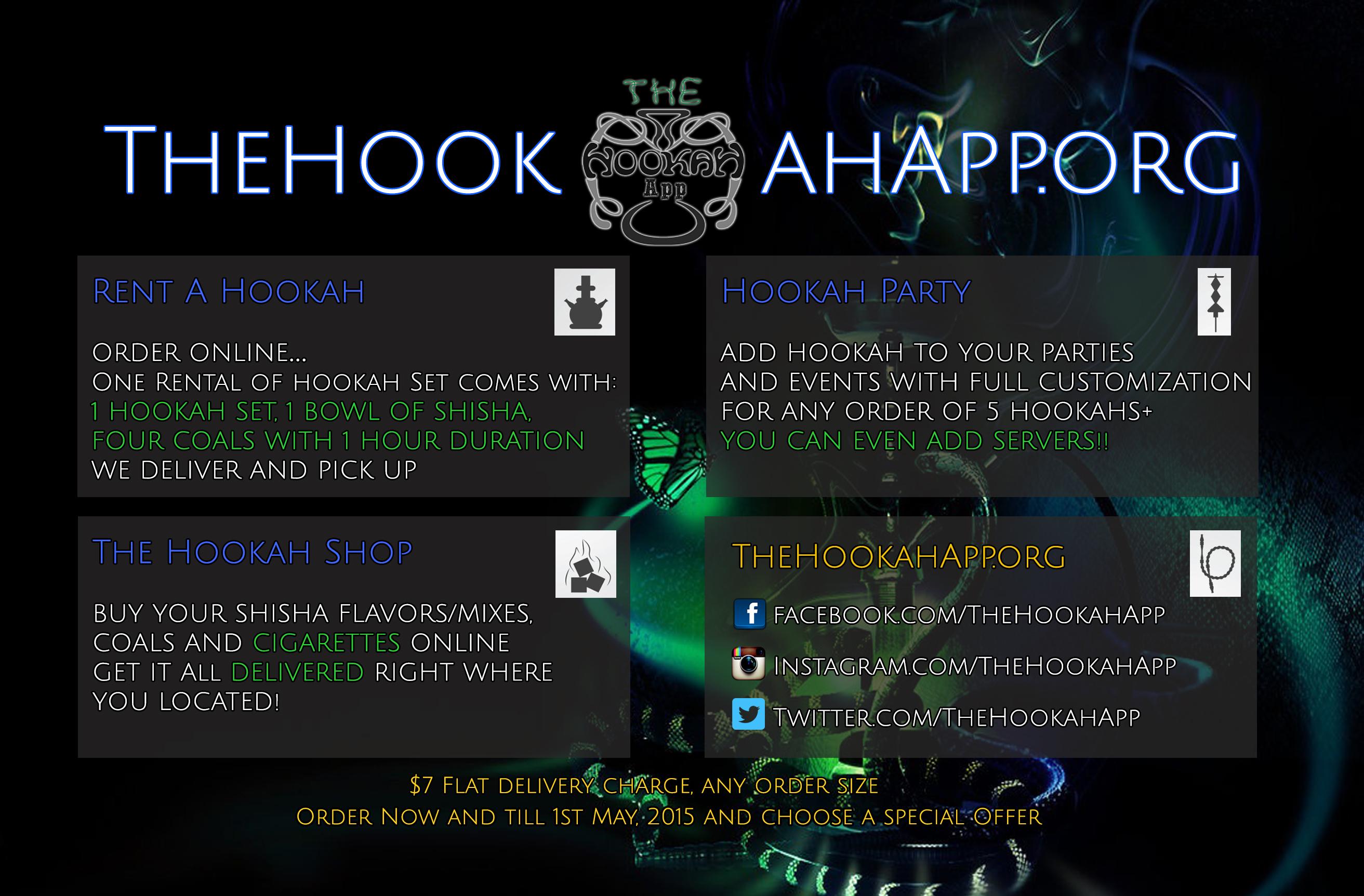 The Hookah App | AngelList