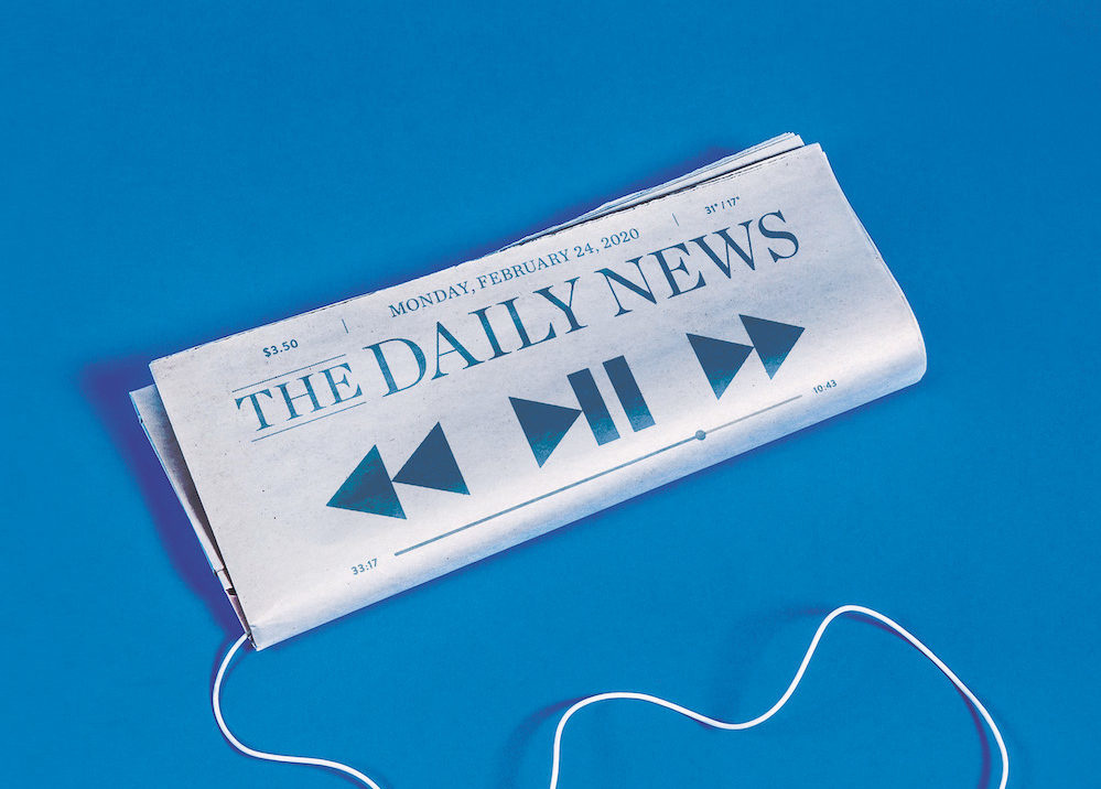 Audio articles are helping news outlets gain loyal audiences