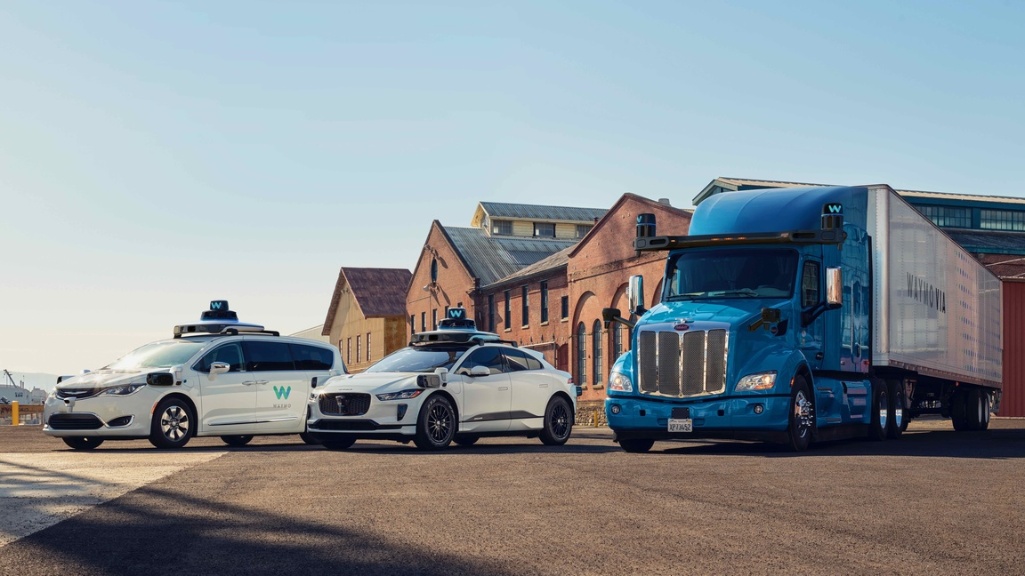 Waymo raises another $750 million for self-driving cars