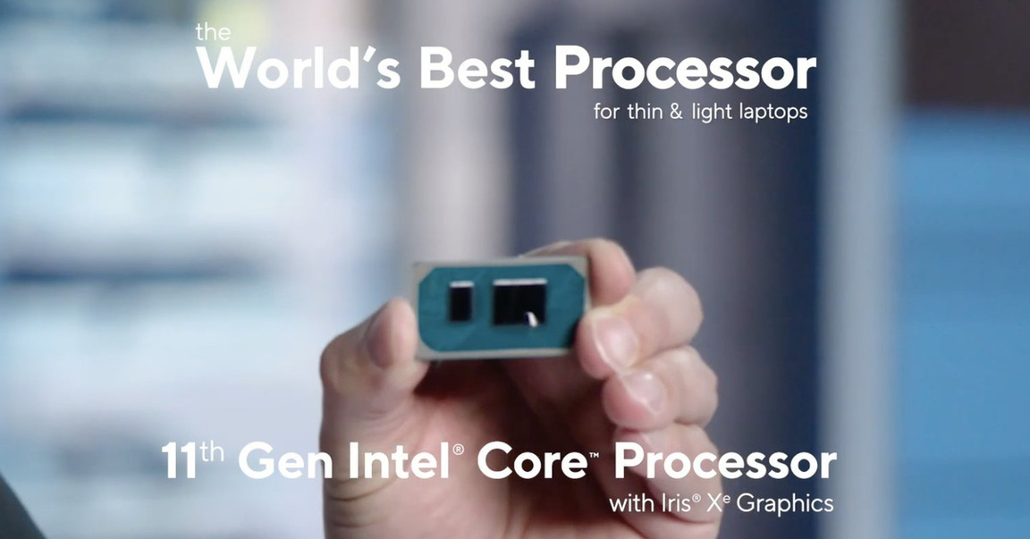 Intel announces its new 11th Gen Tiger Lake CPUs, available on laptops this fall