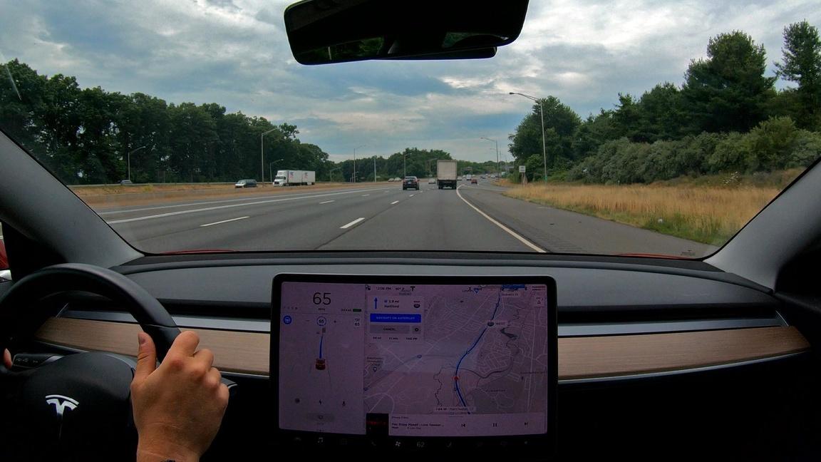 Tesla's 'Full Self-Driving Capability' falls short of its name