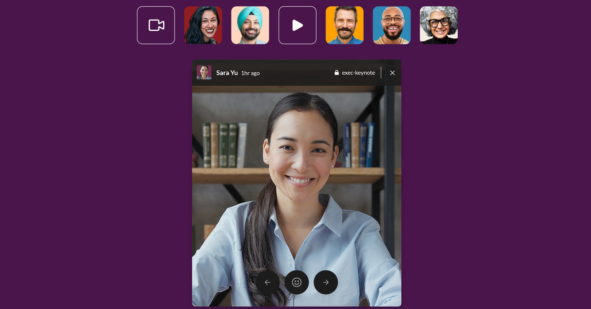 Slack is getting Instagram-like stories and push-to-talk audio calls for the pandemic era