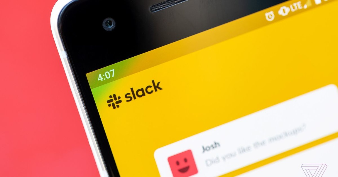 Salesforce is acquiring workplace chat app Slack for $27.7 billion
