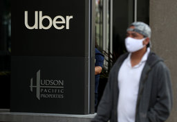 Uber employees can work remotely through June 2021