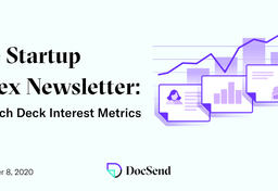2021 fundraising market predictions and Q3 Pitch Deck Interest analysis