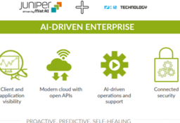 Juniper acquires 128 Technology for $450 million as it builds out its AI