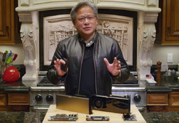 Nvidia CEO Jensen Huang interview - Antitrust, openness, and the PC-console war