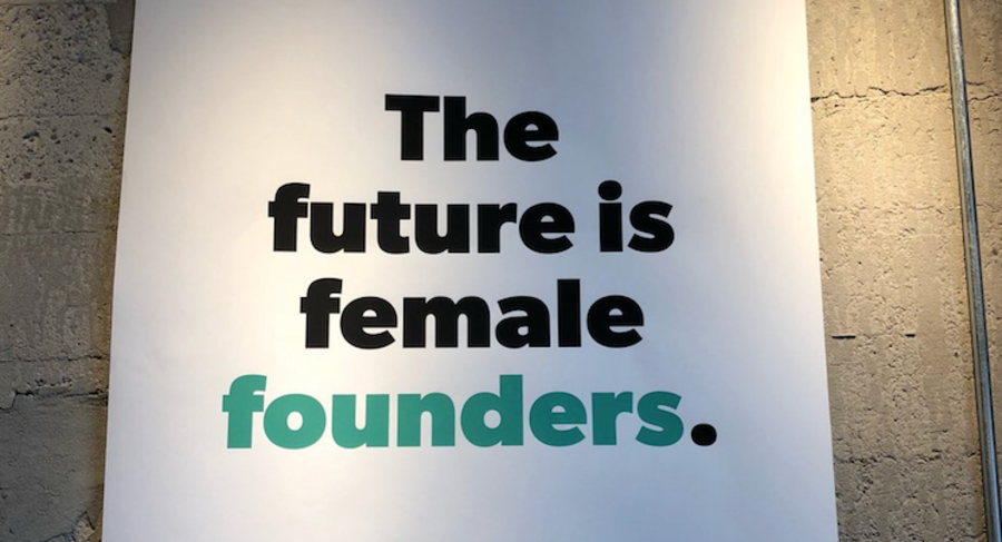 The Future is Female Founders 🌱