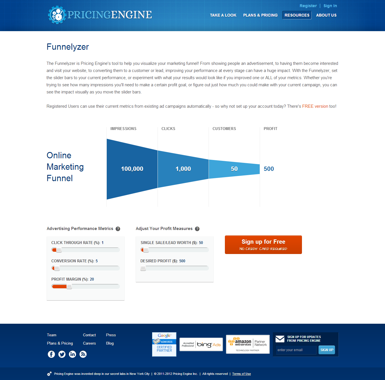 Pricing Engine: Pricing Engine Careers, Funding, And Management Team