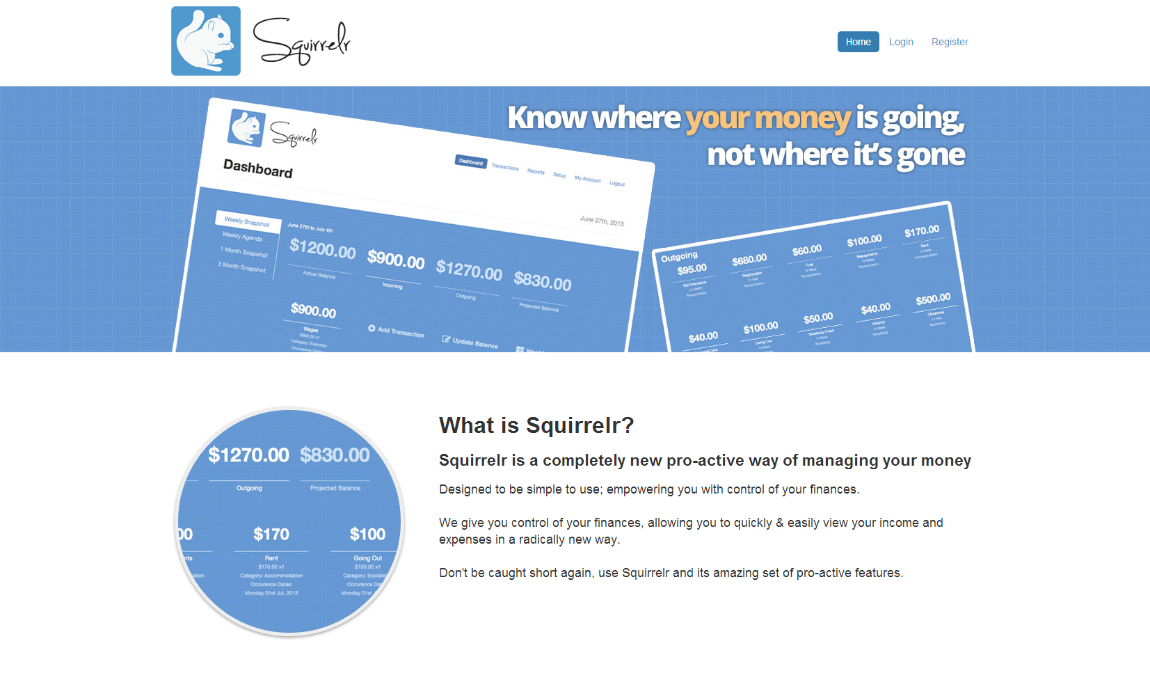 squirrelr careers funding and management team angellist