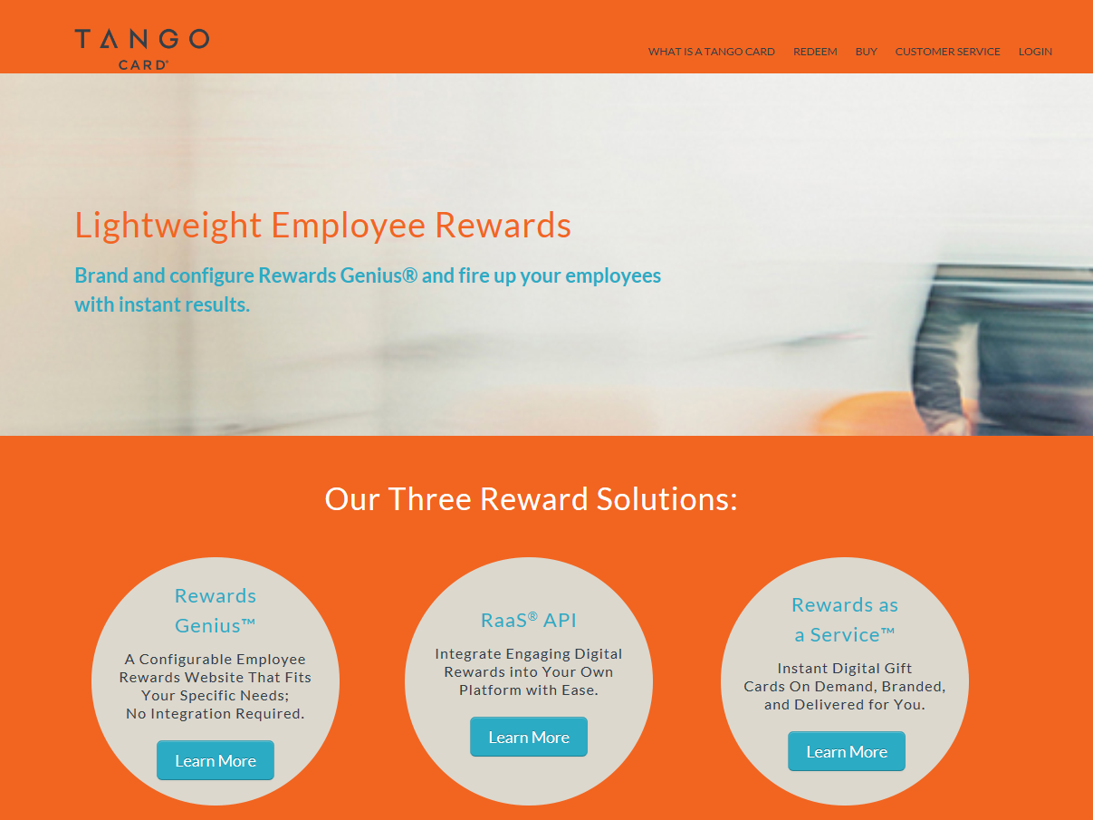 Tango Card Careers, Funding, and Management Team | AngelList