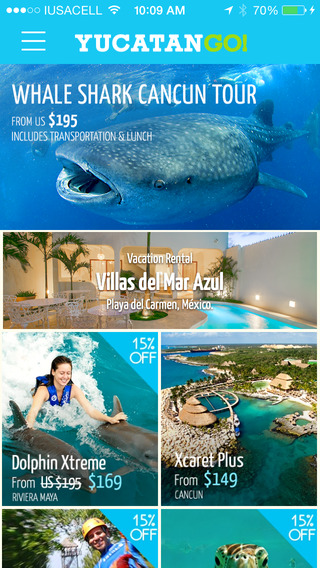 Yucatan GO! Tours and activities in Cancun Mexico  Jobs