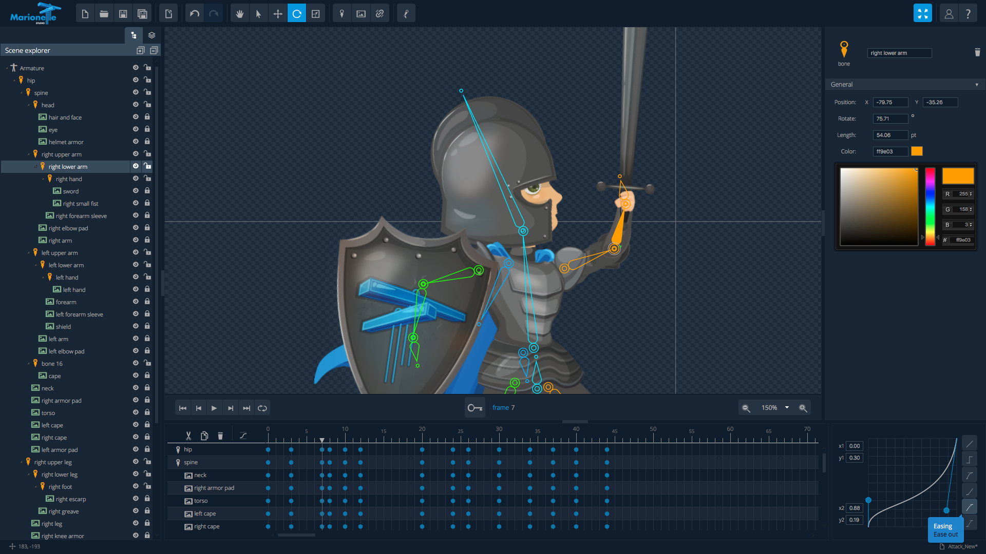 13 Best 2D skeletal animation tools as of 2019 - Slant