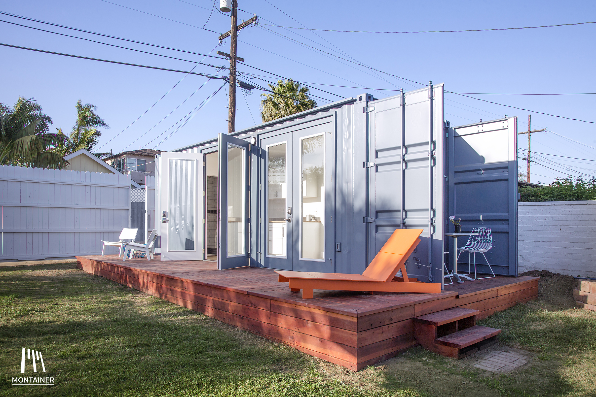 Montainer careers funding and management team angellist - Bithcin shipping container house ii ...