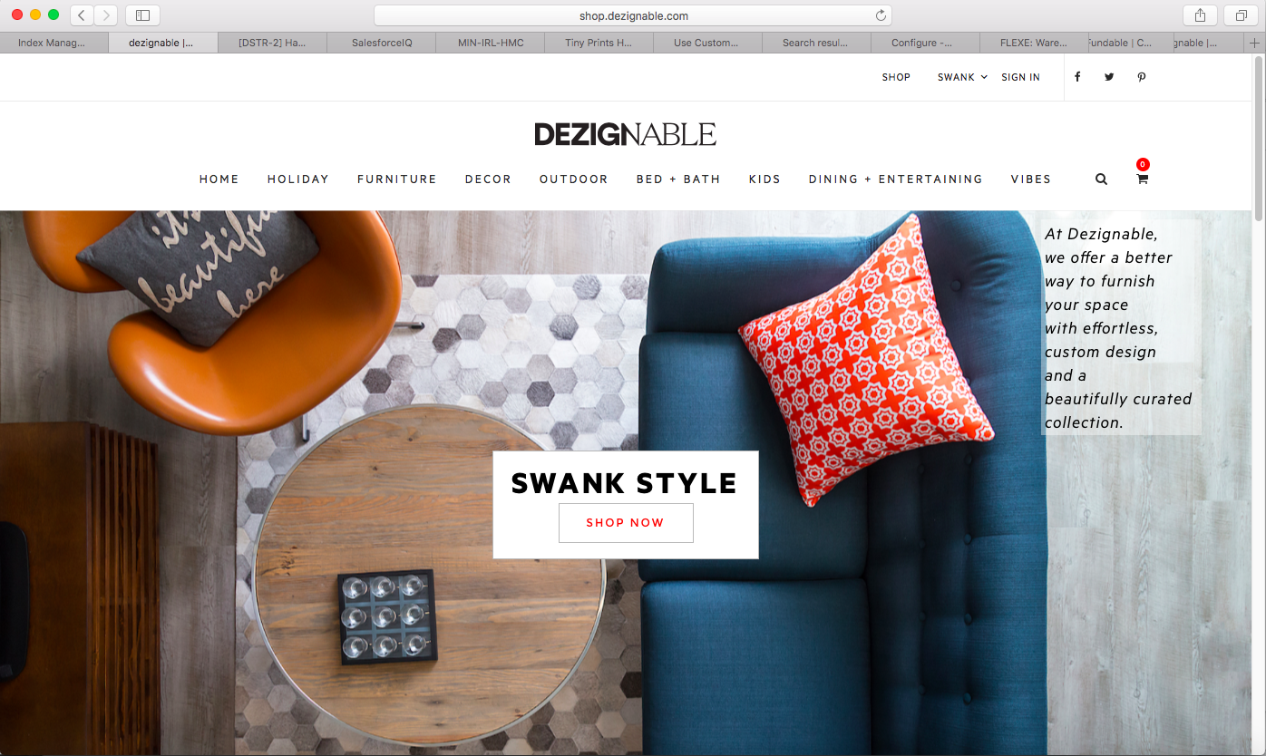 Home Design Products Anderson In Jobs   Dezignable Jobs Angellist