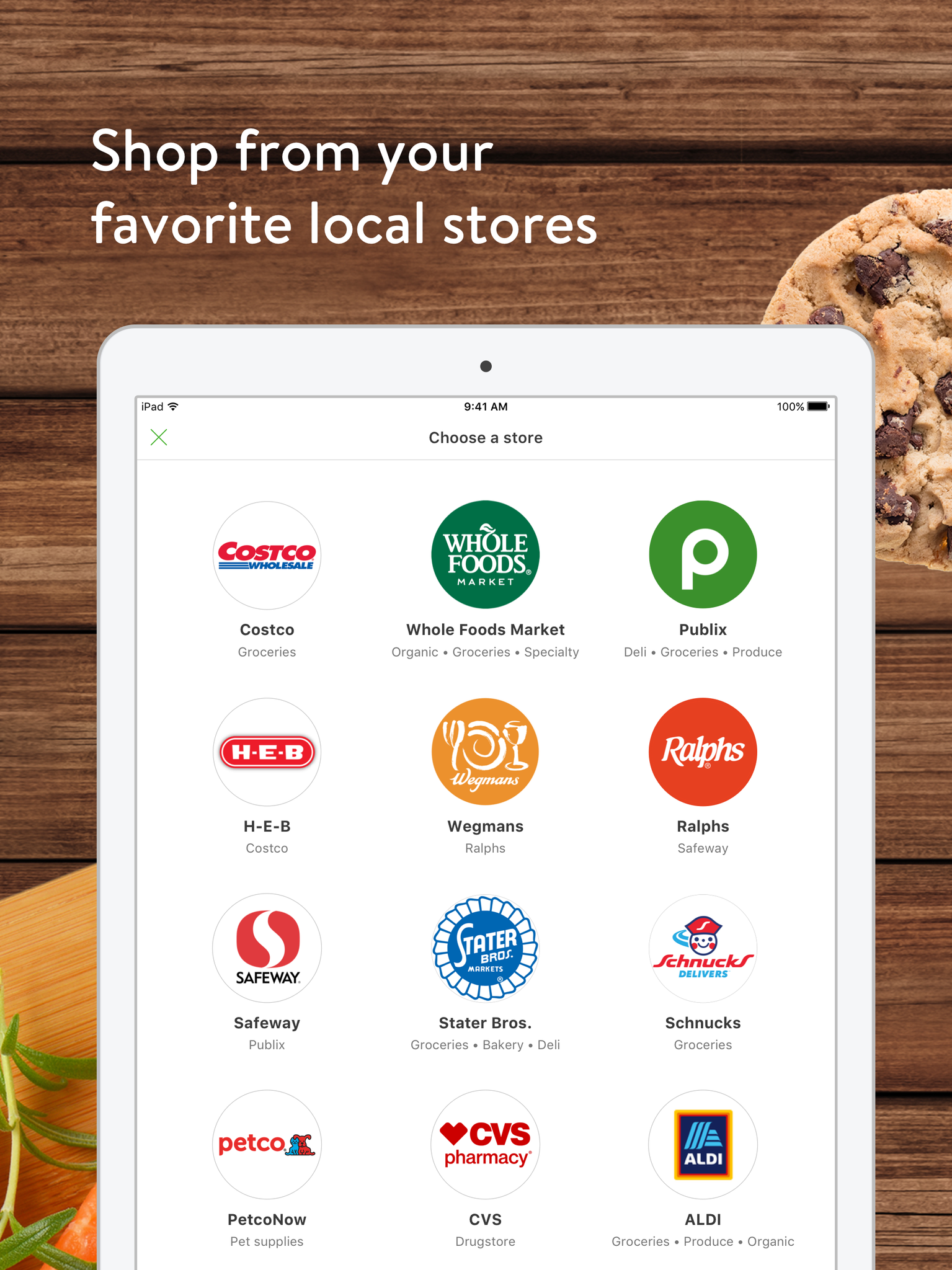 Instacart Jobs: Screenshot  Costco Jobs