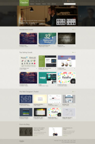 Creative Market Jobs: Screenshot