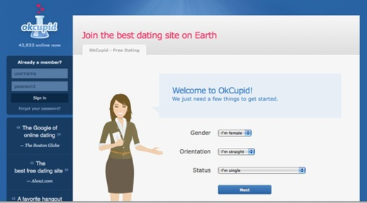 Best dating site on earth