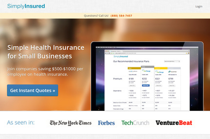 SimplyInsured Jobs: Screenshot
