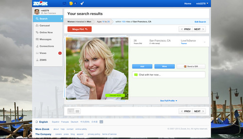 how do you unsubscribe from zoosk