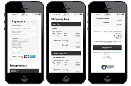 Shoppable Jobs: Screenshot