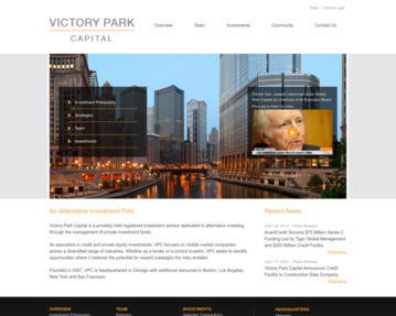Victory Park Capital Careers, Funding, and Management Team ...