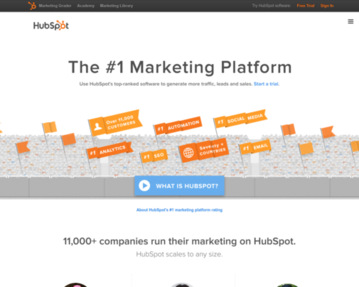 hubspot leader in web 2 0 and Hubspot is a leader in web 20 and inbound marketing with a distinct product inbound marketing and practices gather prospective customers toward businesses and.