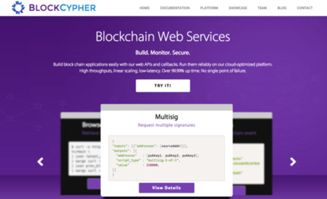 BlockCypher Jobs: Screenshot