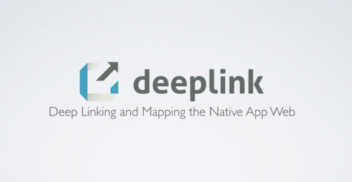 Deeplink Jobs: Screenshot