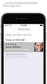 Neighborly Jobs: Screenshot