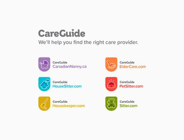 CareGuide Jobs: Screenshot