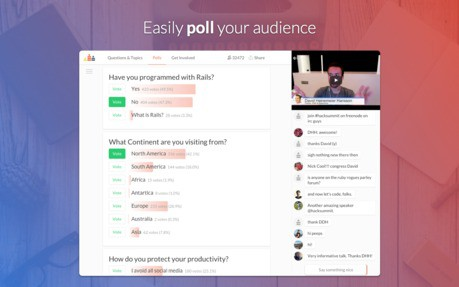 Crowdcast Jobs: Screenshot
