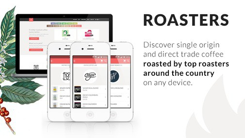 Roasters Jobs: Screenshot