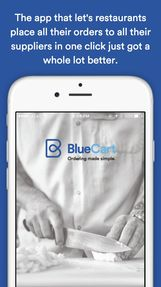 BlueCart Jobs: Screenshot