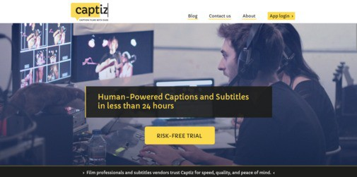 CAPTIZ Jobs: Screenshot