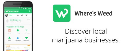 Wheres Weed Jobs: Screenshot