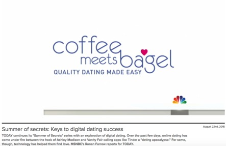 Coffee Meets Bagel Jobs: Screenshot