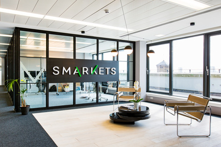 Smarkets Jobs: Screenshot