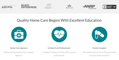 CareAcademy Jobs: Screenshot
