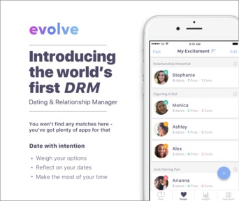 machine learning dating app