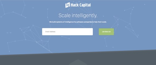 Hack Capital Jobs: Screenshot