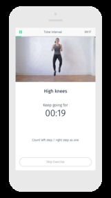 8fit Jobs: Screenshot