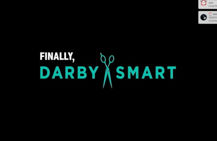 Darby Smart Jobs: Screenshot