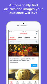 Crowdfire Jobs: Screenshot