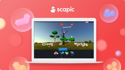 Scapic Jobs: Screenshot