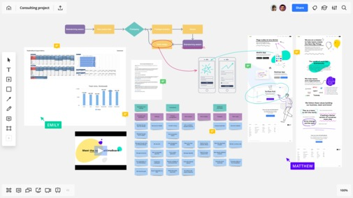 RealtimeBoard Jobs: Screenshot