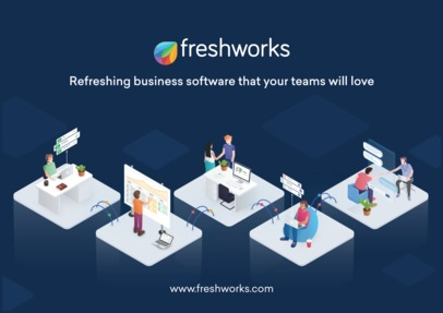 Freshworks Jobs: Screenshot