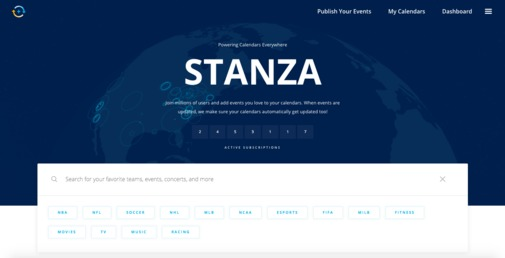 Stanza Jobs: Screenshot