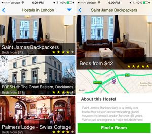 WeHostels Jobs : Screenshot