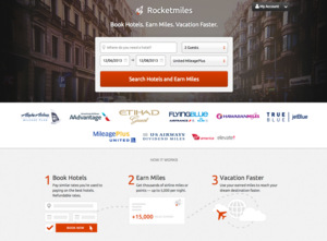 Rocketmiles Jobs : Screenshot